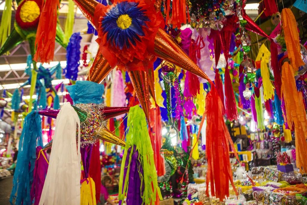 Navidad Piñatas Mexico