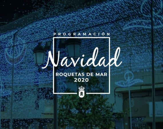 Programación Navidad Roquetas de Mar 2020