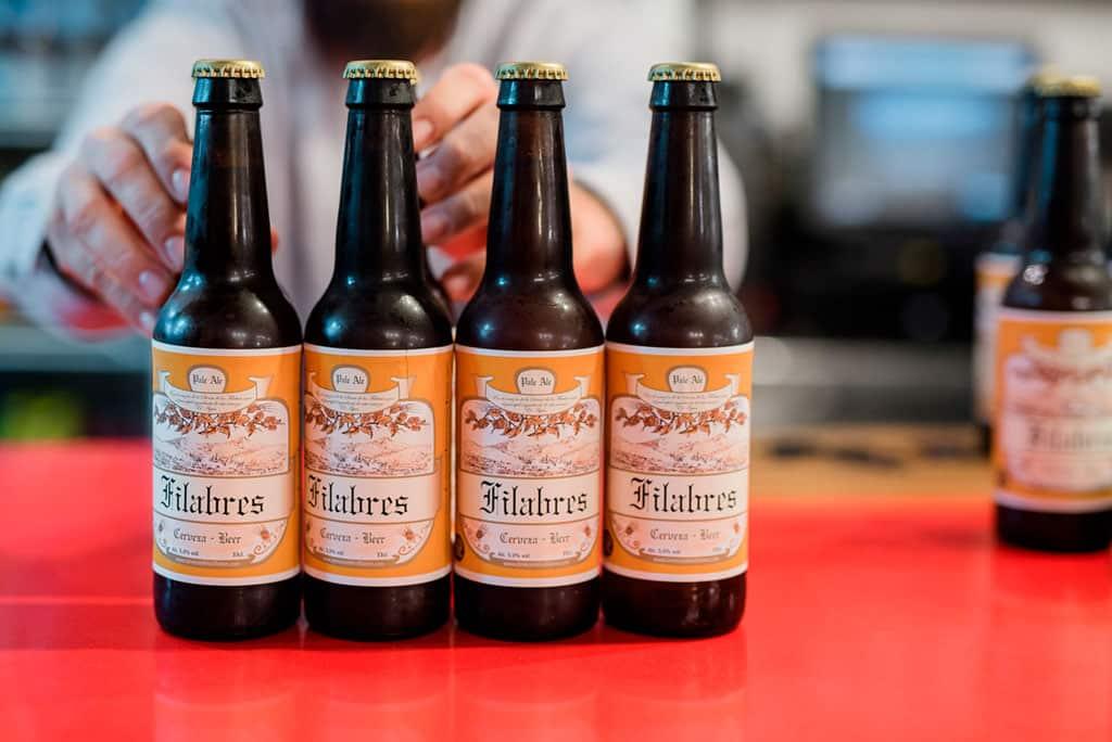 Cerveza Filabres