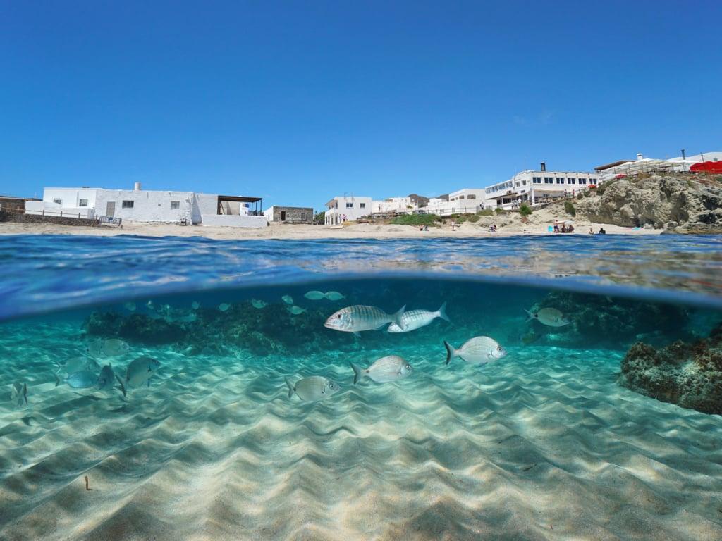 Isleta del Moro Almería