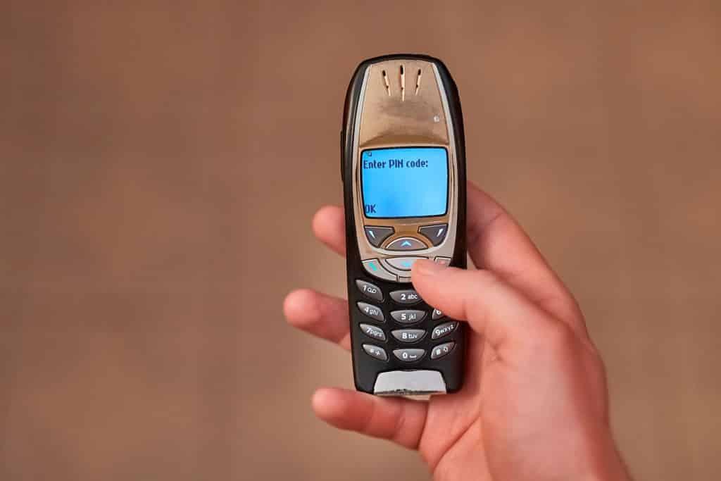Pin code móvil