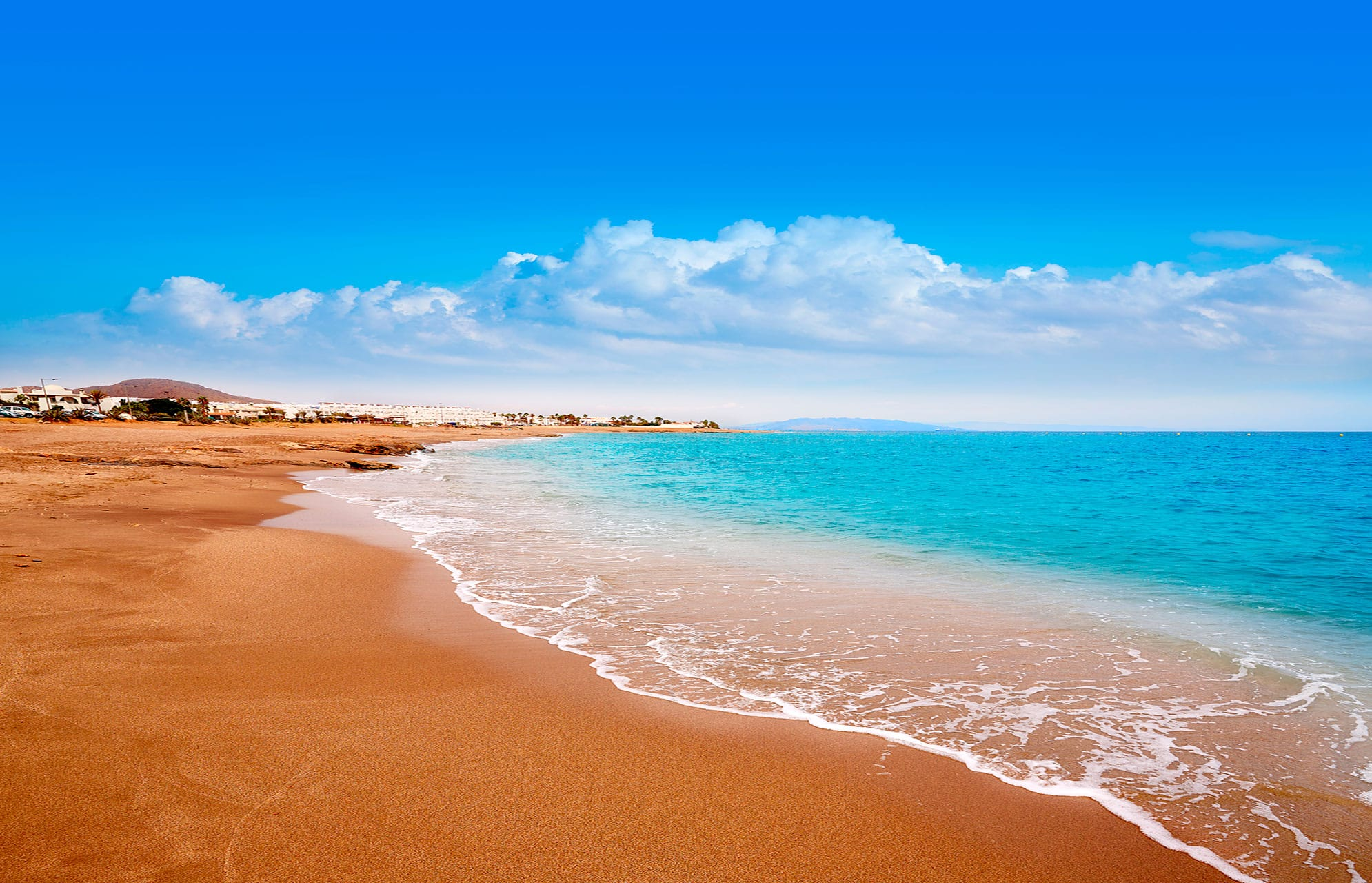 playa mojácar almería