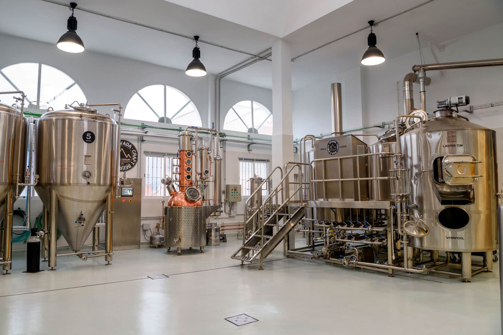 Fabrica de Cerveza Nevada