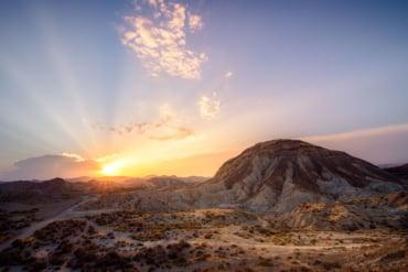 Desierto de Tabernas Almería