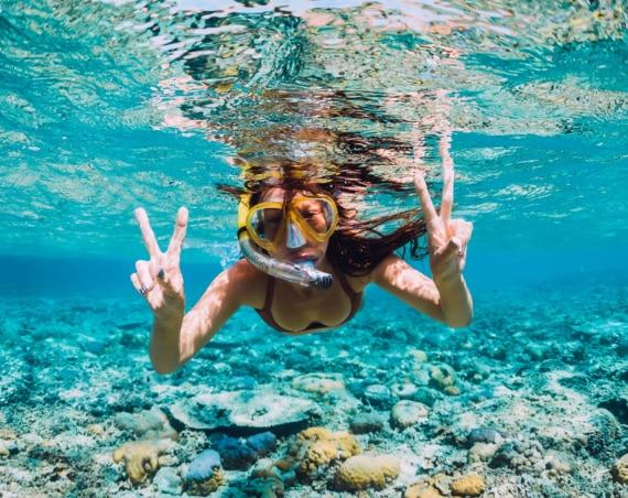 Hacer Snorkel en Almería Cabo de Gata