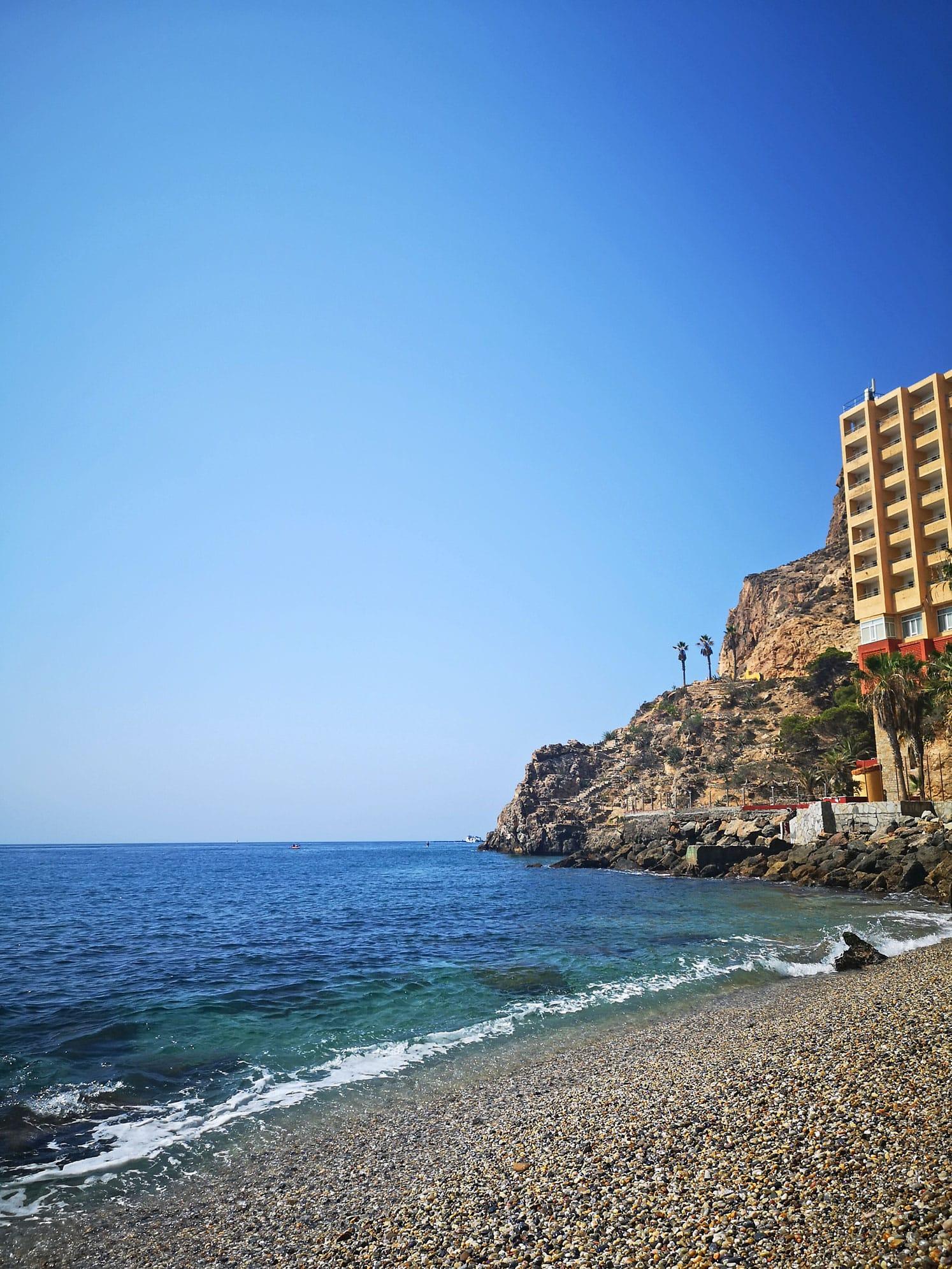 Playa de El Palmer