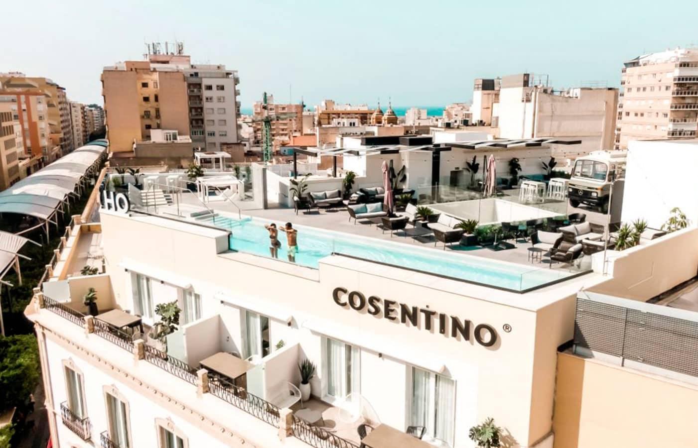 HO Apartamentos terraza