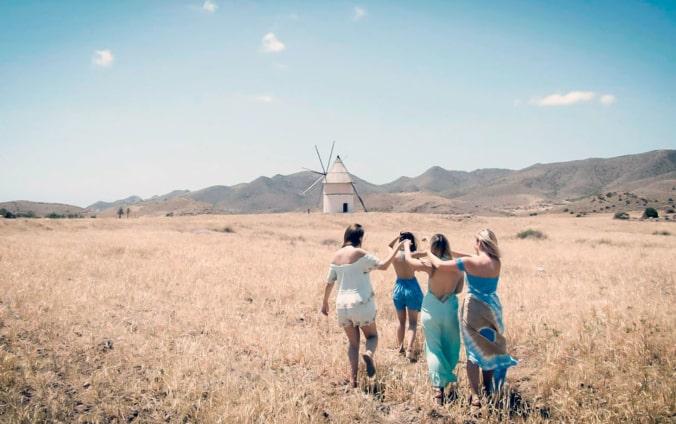 El Parque Natural Cabo de Gata-Níjar escenario del videoclip 'Orgánico'